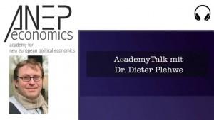 AcademyTalk mit Dr. Dieter Plehwe