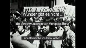 """""""Wunder gibt es nicht – 2017"""""""