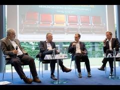 Podiumsdiskussion: Meinungsbildung in der digitalen Welt