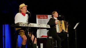 "AK Vorarlberg lud zu ""Zugie meets Blues"""