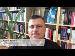 Andreas Bummel   Perspektiven der Demokratie – Teil 1 von 6