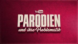 Das Problem mit Parodien auf YouTube   YouTube Deutschland