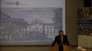 Der Deutsche Bund in Europa