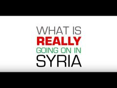 The War in Syria – Infographic (2015)