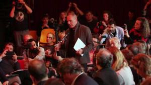 Yanis Varoufakis – Introducing the European New Deal   AUDIO