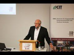 Verteidigung von Grundwerten und Grundrechten in der digitalen Welt (Peter Schaar)