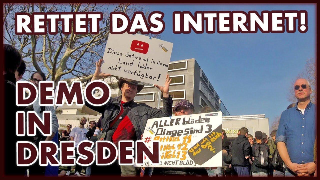 Demo Karlsruhe Artikel 13