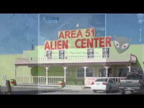 Area 51 Trailer Deutsch