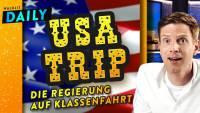Road Trip! Deutsche Politiker auf Klassenfahrt | WALULIS DAILY