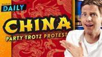 Chinas große Geburtstagsparade | WALULIS DAILY