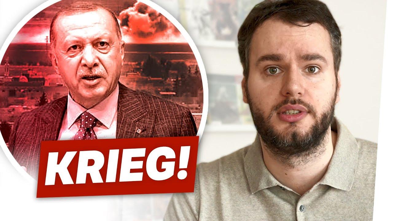 Türkei Greift Kurden An