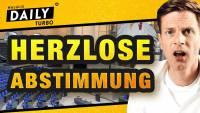 Organ-Handel im Bundestag| WALULIS DAILY Turbo