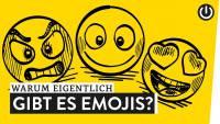 Warum eigentlich gibt es Emojis? | WARUM EIGENTLICH? | WALULIS