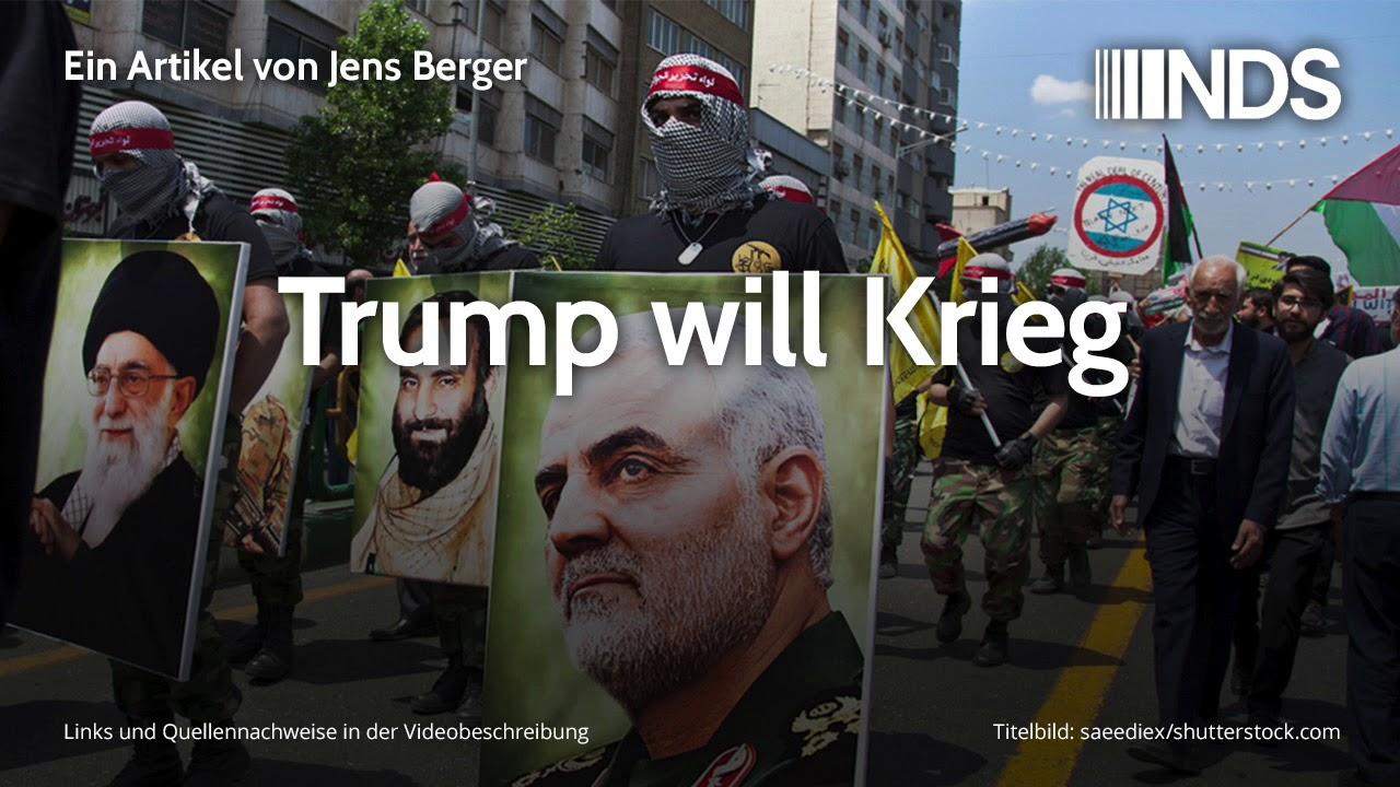 Trump Will Krieg