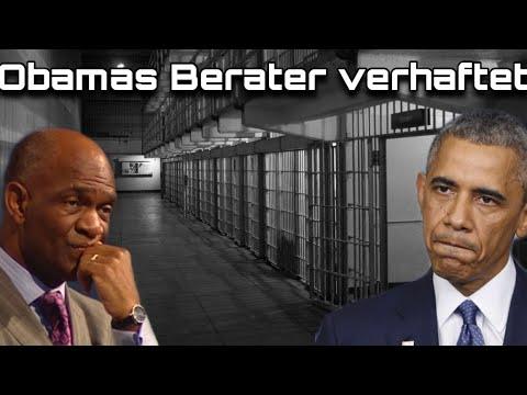 Obama Verhaftet