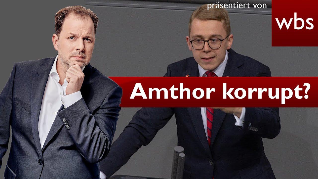 Amthor Korruption