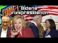 Bidens Vizepräsidentin: Verbindungen zu Clinton und Podesta