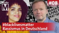 Black Lives Matter: Polizeigewalt und Rassismus in Deutschland – MONITOR