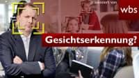 Clearview-App: Ist Gesichtserkennung erlaubt? | Rechtsanwalt Christian Solmecke