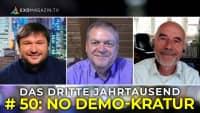 Demo-Verbot in Berlin – Kreml Kritiker vergiftet? – Explosion in Beirut | Das 3. Jahrtausend #50