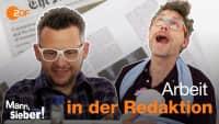 Die Blattmacher: Schlagzeilen über Angela Merkel | Mann, Sieber!