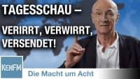 """Die Macht um Acht (59) """"Tagesschau – verirrt, verwirrt, versendet!"""""""