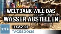 Die Weltbank will Slumbewohnern das Wasser abstellen lassen | Von Norbert Häring