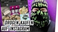 Gras, Lean, Ecstasy: Drogendeals auf Instagram | STRG_F