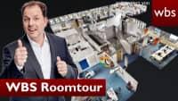 Hereinspaziert! Virtuelle Room-Tour durch unsere Kanzlei | Rechtsanwalt Christian Solmecke