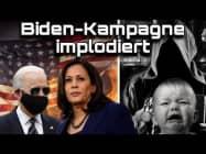 Kamala Harris schützte pädophile Priester: Biden-Kampagne implodiert