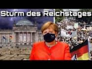 Massenproteste in Berlin: Sturm des Reichstags