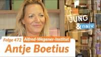 Meeresbiologin Antje Boetius – Jung & Naiv: Folge 472