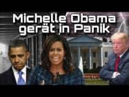 """Michelle Obama gerät in Panik: """"Unser Leben hängt von der Wahl ab."""""""