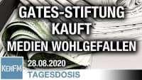 Neue Untersuchung: Gates-Stiftung kauft Medien Wohlgefallen | Von Rainer Rupp