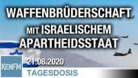 Waffenbrüderschaft mit israelischem Apartheidsstaat | Von Rainer Rupp