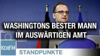 Washingtons bester Mann im Auswärtigen Amt | Von Norbert Häring