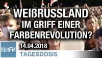 Weißrussland im Griff einer Farbenrevolution? | Von Rainer Rupp