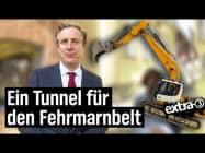 Bündnis Pro Tunnelblick: Ja zum Fehmarnbelttunnel! | extra 3 | NDR