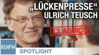"""CLASSICS! KenFM im Gespräch mit: Ulrich Teusch (""""Lückenpresse"""")"""