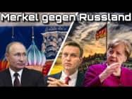 Die Nawalny-Vergiftung: Russland beschuldigt Angela Merkel