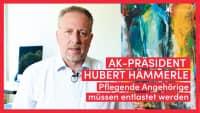 Hubert Hämmere fordert neues Pflegemodell
