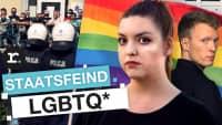 """""""LGBT-freie Zonen"""" in Polen! Queere Menschen wehren sich gegen die Hetze I reporter"""