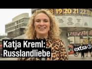 Reporterin Katja Kreml: Putin-Fans unter Deutschen | extra 3 | NDR