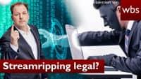 Sind YouTube-Converter und Webradios legal? Was droht Nutzern? | Rechtsanwalt Christian Solmecke