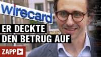 So hat Dan McCrum den Wirecard-Skandal aufgedeckt | ZAPP | NDR