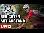 Tour de France: Eingeschränkte Berichterstattung | ZAPP | NDR