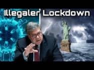 US-Justizminister: Der Lockdown war illegal