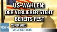 US-Wahlen: Der Verlierer steht bereits fest | Von Ernst Wolff