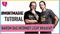 Warum das Internet Licht braucht – Methodisch inkorrekt!