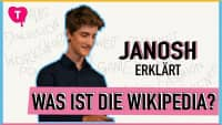 Was ist die Wikipedia? Janosh erklärt's